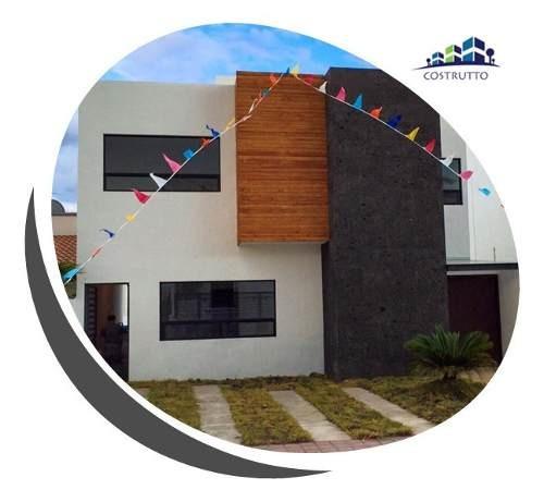 Preventa De Casas En San Isidro Juriquilla De 3 Plantas 3 Recámaras Roof Garden