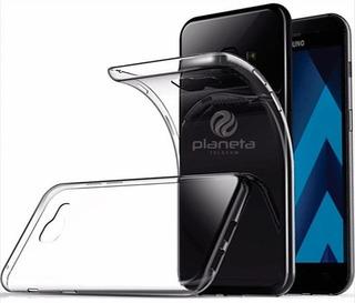 Capa De Silicone Ultrafina P/ Celular Motorola Moto G5s