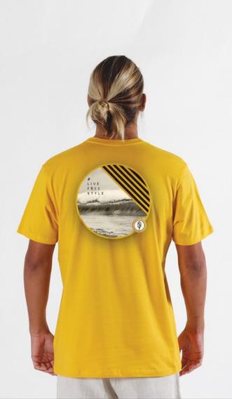 Camiseta Pena New Wave