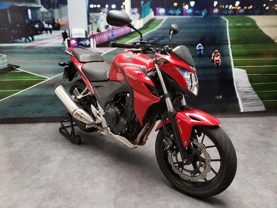 Honda Cb 500 F 2013/2014