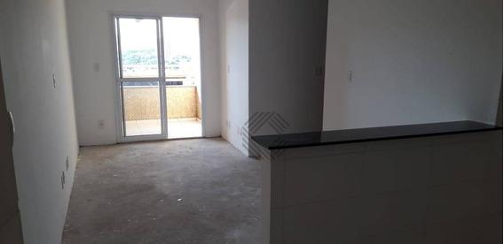 Apartamento Com 3 Dormitórios À Venda, 60 M² Por R$ 255.000,00 - Alpha Club Residencial - Votorantim/sp - Ap8231