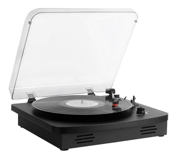 Vitrola Nostalgic Jazz - Bluetooth Radio Toca Disco Leadship