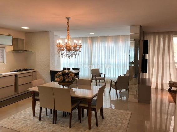 Apartamento 3 Suítes Finamente Mobiliado Itapema - 2035