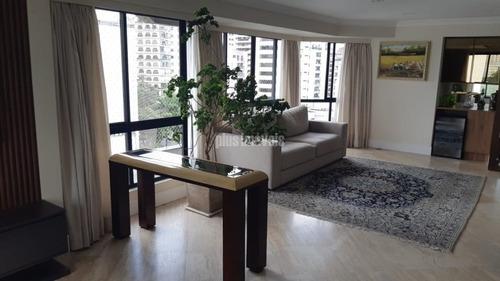 Imagem 1 de 15 de Apartamento Para Venda No Bairro Real Parque Em São Paulo - Cod: Pj54620 - Pj54620