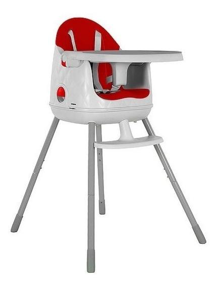 Cadeira De Alimentação Jelly Red Vermelha Safety 1st Dorel