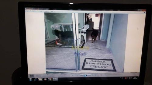 Casa Cond Residencial Panorama Com 2 Dormitórios À Venda, 48 M² Por R$ 260.000 - Parque Nova Esperança - São José Dos Campos/sp - Ca0039