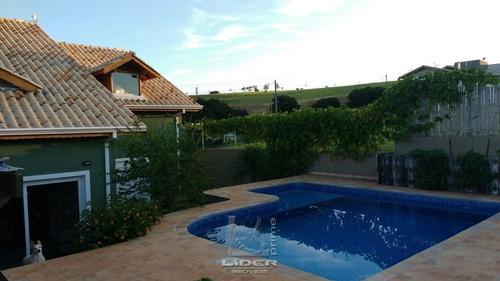 Casa Condomínio Terras De Santa Cruz Bragança Pta. - Cs9051-1