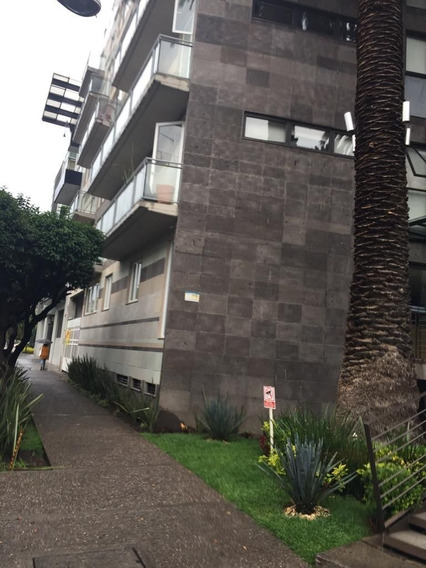 Narvarte Oriente, Excelente Condominio, Super Equipado, Acabados De Lujo