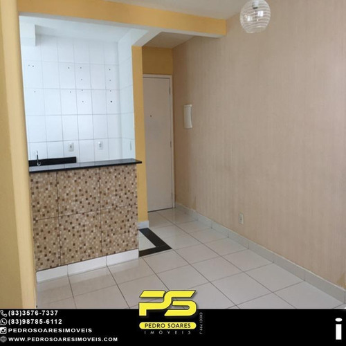 Apartamento Com 2 Dormitórios À Venda, 48 M² Por R$ 120.000 - Oitizeiro - João Pessoa/pb - Ap4930