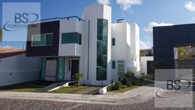 Casa Renta Amueblada Cumbres Del Lago Juriquilla Querétaro. Aa
