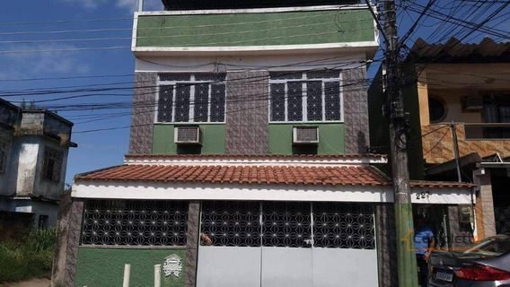 Casa Com 4 Dormitórios Para Alugar, 180 M² Por R$ 2.000/mês - Taquara - Rio De Janeiro/rj - Ca0206