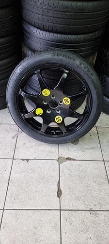 Roda Mercedes-benz Glc Estepe Aro 19 Nova Com A Capa