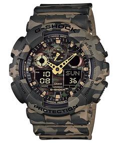 Relógio G-shock Masculino - Ga-100cm-5adr