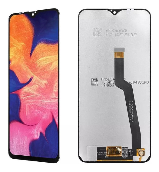 Pantalla Display Touch Samsung Galaxy A10 A105m Original