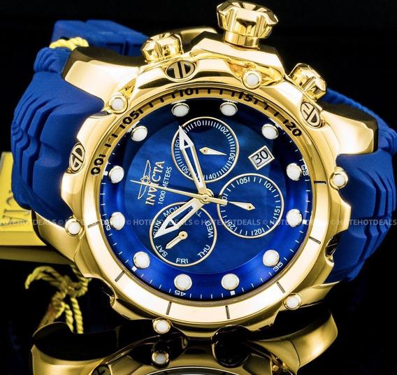 Relógio Invicta Big Venom 26245 Original Swiss.