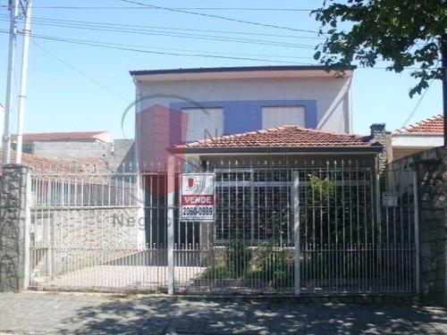 Imagem 1 de 10 de Sobrado - Vila Prudente - Ref: 693 - V-693