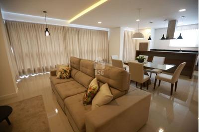 Excelente Apartamento,mobiliado E Decorado, 3 Quartos, Todos Suíte, 3 Garagens, Barra Sul - Balneário Camboriu - 371