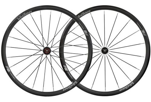Imagem 1 de 5 de Roda Ciclismo Vision Team 30 Disc Tubeles