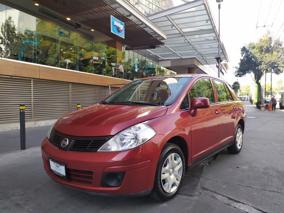 Nissan Tiida 1.6 Drive Sedan Mt 2013