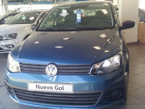 Volkswagen Gol Trendline 1.6 Retira Con Plan Adjudicado Ao