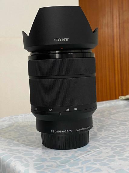 Lente Sony E 28 70 3.5 5.6