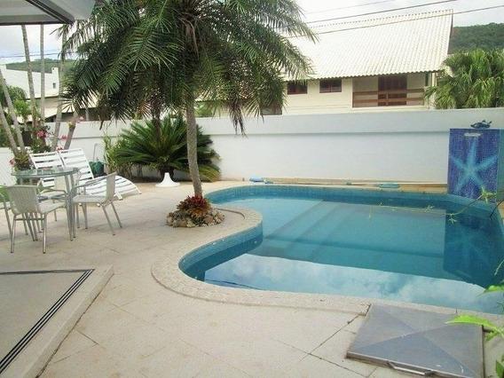 Casa Em Lagoa Da Conceição, Florianópolis/sc De 450m² 4 Quartos Para Locação R$ 7.000,00/mes - Ca325974