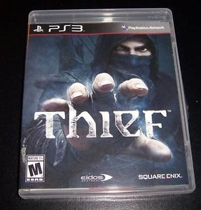 Thief Playstation 3 Ps3 Mídia Física Original