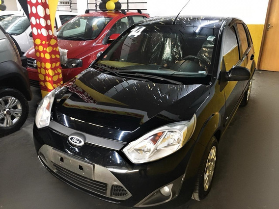 Ford Fiesta Se 1.6 Hatch Completo 2014