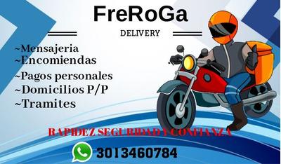 Freroga Delivery