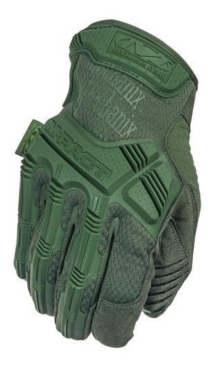 Guantes Tácticos M-pact Olivo ( L )