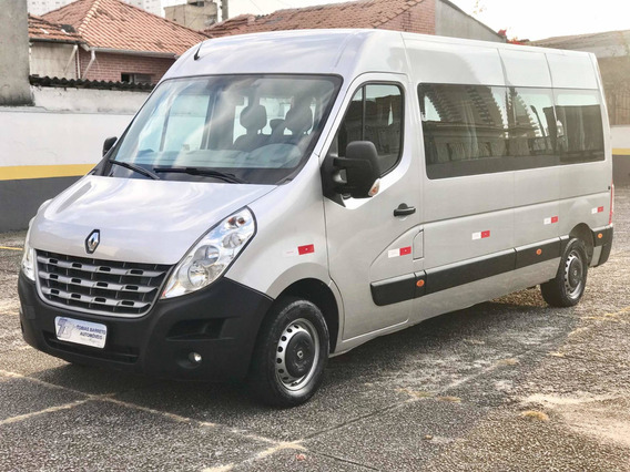 Renault Master 2.3 Executivo L3h2 16l 2017