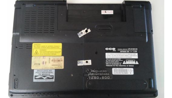 Carcaça Completa Notebook Cce Lpv-d10h120