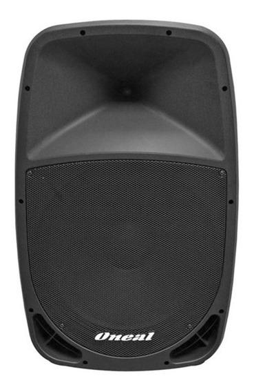 Caixa Acústica Ativa 12 Oneal Opb 1112 Bt 200w Rms Entradas