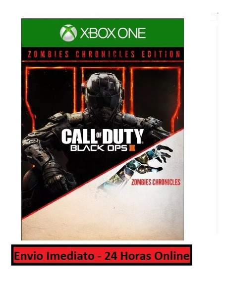 Call Of Duty Black Ops 3 Zombies Edition - Xbox One Digital