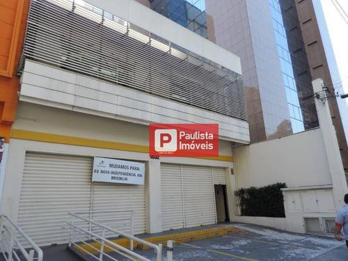Loja Para Alugar, 429 M² Por R$ 40.000,00/mês - Brooklin - São Paulo/sp - Lo0394