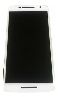 Modulo Pantalla Moto X Play Xt1563 Original Motorola Blanco