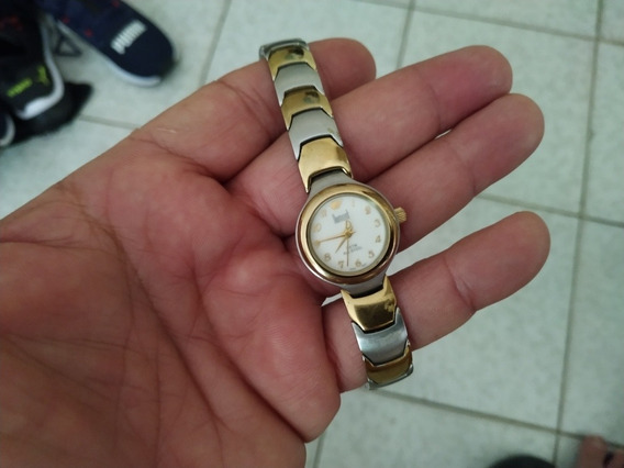 Raro Relógio Dumont Original Feminino