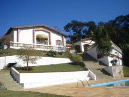 Imagem 1 de 5 de Ref 1200 Lindíssimo Casa Condomínio Fechado Santana  Parnaíba ( Atrás Castelinho Pamonha- 13 Minutos - 1200