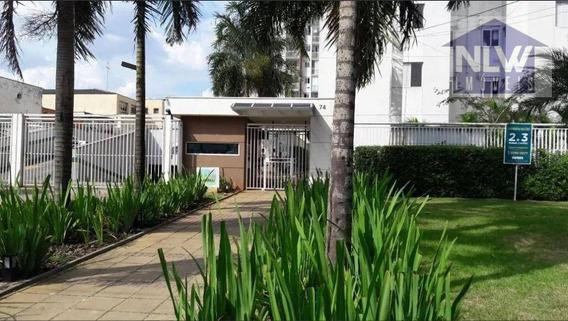 Apartamento Com 3 Dormitórios À Venda, 65 M² Por R$ 421.880,00 - Alto Do Pari - São Paulo/sp - Ap1339