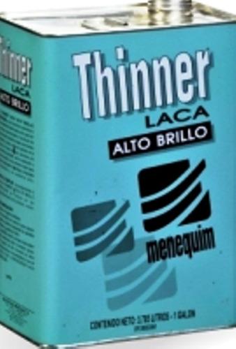 Thinner Laca Menequim X Galon