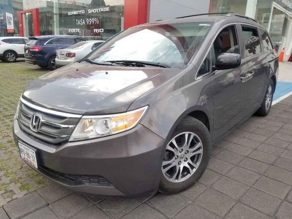 Honda Odyssey 2013 Exl Financiada O Contado