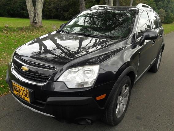 Chevrolet Captiva Sport 4x2 Aut.2.4 Cuero Full Equipo