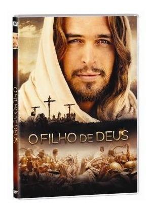 O Filho De Deus - Dvd - Religioso - Novo - Lacrado