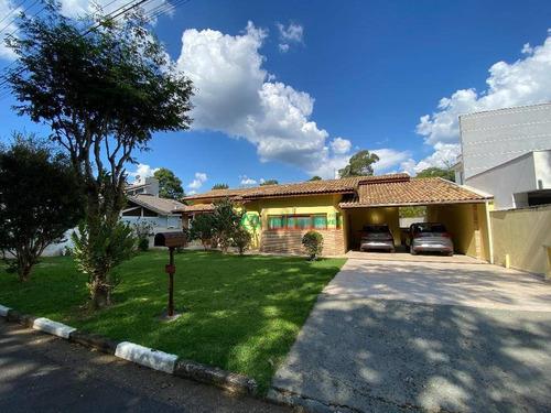 Casa Com 3 Dormitórios À Venda, 330 M² Por R$ 985.000,00 - Monte Catine - Vargem Grande Paulista/sp - Ca4879