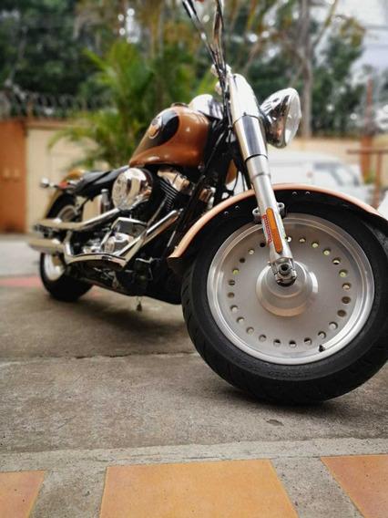 Se Vende. Harley Davidson. Modelo Fat Boy 105 Aniversario.