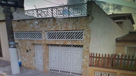 Sobrado Residencial À Venda, Vila Santa Clara, São Paulo. - So0731