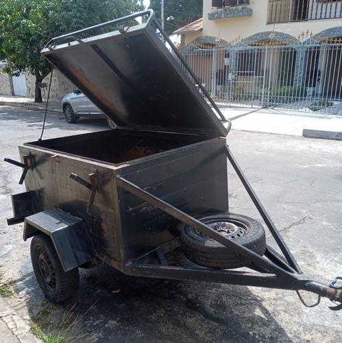 Imagem 1 de 8 de Carretinha Tupã