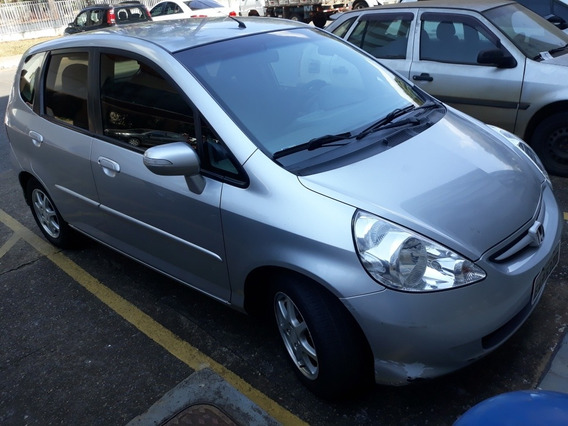 Honda Fit 1.5 Ex 5p 2007