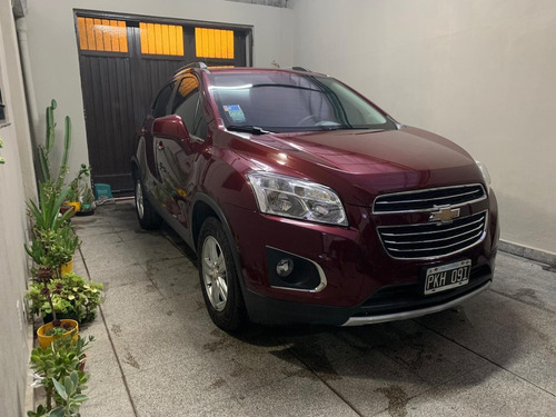 Chevrolet Tracker 1.8 Manual