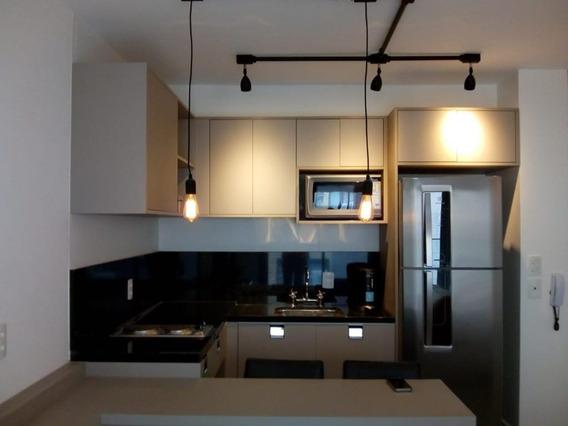 Studio Para Alugar, 36 M² Por R$ 3.400,00/mês - Jardim Paulista - São Paulo/sp - St0062